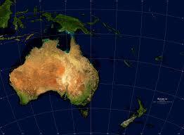 australia satellite map satellite map of australia major tourist attractions maps