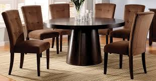 Round Glass Dining Room Table by Dining Room Glass Dining Set 6 Chairs Glass Dining Set Glass