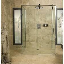 1400 Shower Door Decemx Sliding Shower Enclosure Wall Fitting 1400 X