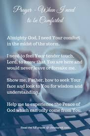 Scriptures Of Comfort And Peace Best 25 Prayer For Comfort Ideas On Pinterest Morning Prayer