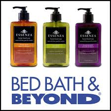 essenza hand soaps available at bed bath and beyond myessenza