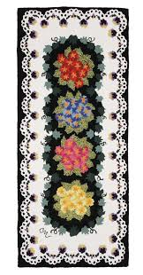 Claire Murray Washable Rugs by Primrose U0026 Pansy Short Runner Claire Murray