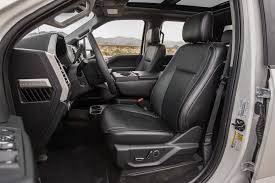 Ford F250 Platinum Interior Ford Super Duty 2017 Motor Trend Truck Of The Year Finalist