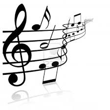 images for microphone with music notes drawings clip art library