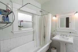 Craftsman Style Bathroom Fixtures Shower Next To Window Bathroom Craftsman With Craftsman Style