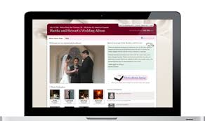 Online Wedding Photo Album The Wedding Lens Online Wedding Photo Sharing Album U0026 Website