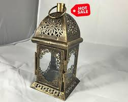 moroccan lantern etsy