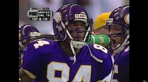 you can the entire 1998 vikings cowboys thanksgiving