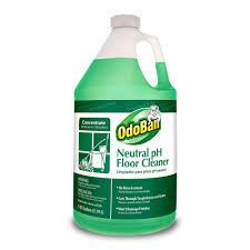 Professional Laminate Floor Cleaners Odoban 1 Gal Neutral Ph Floor Cleaner Case Of 4 936162 G The