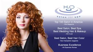 voted best hair dye h2o salon spa voted best salon nh best spa nh manchester nh