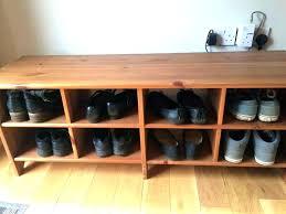 bench shoe rack cozy storage large size of white u2013 doozo info