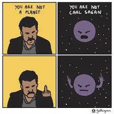 Black Science Man Meme - pluto vs black science man meme guy