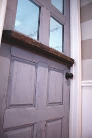 How To Build A Solid Wood Door Making A Dutch Door From An Old Door