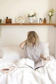 Over The Bed Bookshelf Best 25 Shelving Over Bed Ideas On Pinterest Bed In Corner