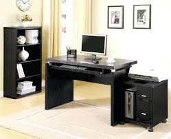 Computer Desk With Doors Computer Desk With Doors Office Side Table Small Tandemdesigns Co