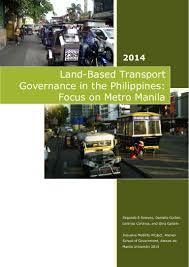 owner type jeep philippines land based transport governance in the philippines focus on metro ma u2026
