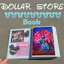 diy disney autograph books disney autograph books books and blog