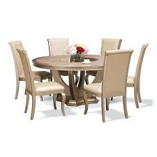 white wood dining room table city furniture dining room sets white set value chairs 3853