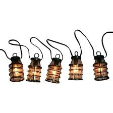 metal lantern patio lights metal lantern string lights battery fairy ball light patio party