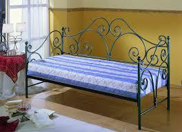 divanetto letto singolo divani letto in ferro rosanna