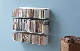 scaffale porta cd mensole e librerie di design teebooks