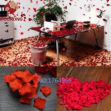 silk petals 1000pcs lot 21 colors silk petals leaves artificial flowers