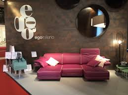 Leather Trend Sofa Home Decor Trends From Ids 2016