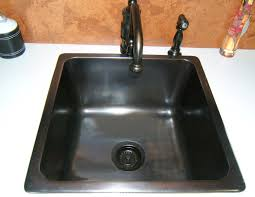 bronze square bar sink 18