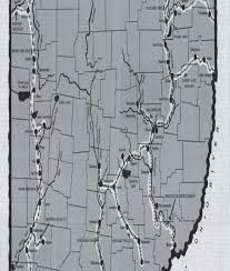 Ohio Erie Canal Map by Becoming The Randolph Freed People Ohio History Connection
