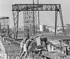the narrows bridge 60 years of history the west australian