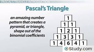 pascal u0027s triangle definition and use with polynomials video