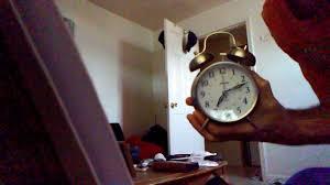 thanksgiving wednesday 1 minute up alarm clock alarm