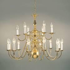 Brass Chandelier Impex Antwerp Gold 18 Light Solid Brass Chandelier