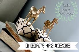 diy decorative horse accessories