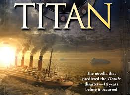 the book that predicted the sinking of the titanic 14 years
