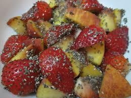 10 benefits of chia seeds and chia fruit bowlsrobins key