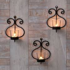 Simple 30 Decorative Wall Candle Holders Design Decoration