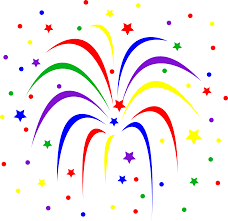 cartoon of fireworks rocket coloring page free printable clip
