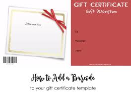 free gift certificate template 101 designs customize online