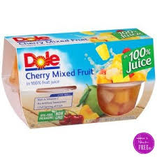 dole fruit bowls 1 49 dole bowls how to shop for free with kathy spencer