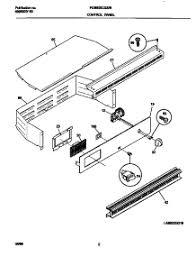 Frigidaire Oven Pilot Light Parts For Frigidaire Fgb500cgsb Oven Appliancepartspros Com