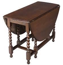antique drop leaf gate leg table quartersawn oak antique english barley twist gate leg table gate