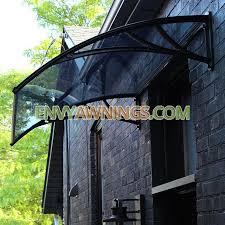 Awning Diy Door Awning Diy Kit Onyx 120 Door Awnings Envyawnings Com