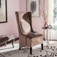 safavieh en vogue dining deco bacall velvet dining chair free