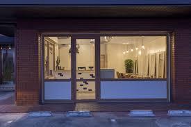 small hair salon interior decorating idea home improvement