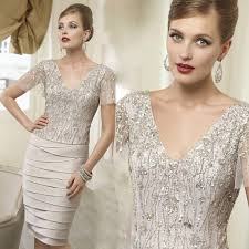 veni infantino mother of the bride dresses groom champagne plus