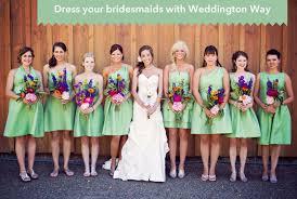 wedding bridesmaid dresses surveymonkey goes bridesmaid dress shopping with weddington way