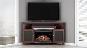 windsor corner infrared electric fireplace media cabinet 23de9047 pc81 amazon com shaker style corner 61 tv stand with curved electric