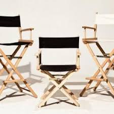 Tall Director Chairs Deck Chairs Tall Directors Chair Tall Directors Chair With