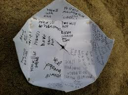 paper fortune teller out to see